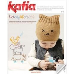 Patronenboek Katia 4 babystories