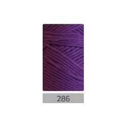 Pro Lana Joker 8 uni haakkatoen kleur 286 - Violet - OP is OP