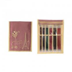 KnitPro Royale Sokkennaalden Set - 20 cm