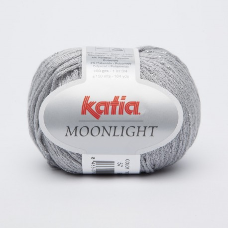 Katia Moonlight 57 - Medium grijs