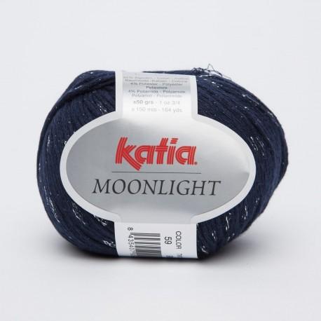 Katia Moonlight 59 - Donker blauw
