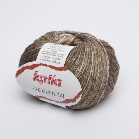 Katia Oceania - kleur 60 Beige bruinbeige