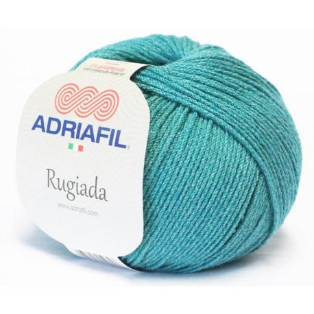 Adriafil Rugiada - 65 Emerald groen