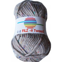 GB FILZ - it Tweed - 307 Beige