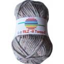 GB FILZ - it Tweed - 307 Beige