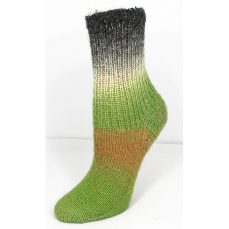Rellana Flotte Socke Kolibri kleur 6209