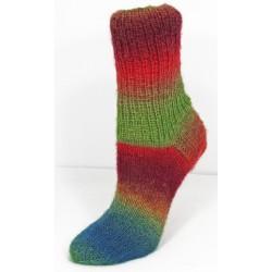 Rellana Flotte Socke Kolibri kleur 6210 - UITLOPEND