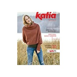 Patronenboek Katia 11 Basis Herfst Winter