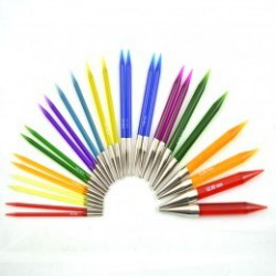 KnitPro Trendz Verwisselbare Rondbreinaald 3.75 (neon groen)