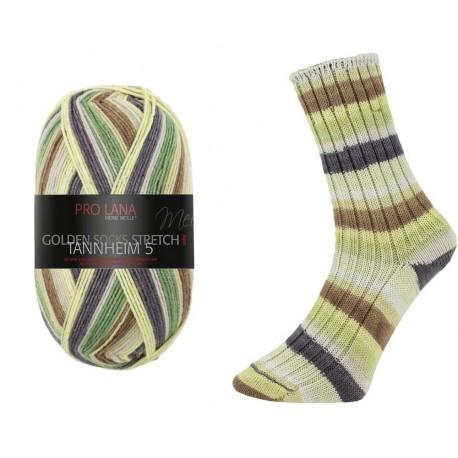 Pro Lana Golden Socks Stretch - Tannheim 5 - 190.06