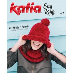 Patronenboek Katia 6 Easy Knits