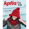 Patronenboek Katia 6 Easy Knits