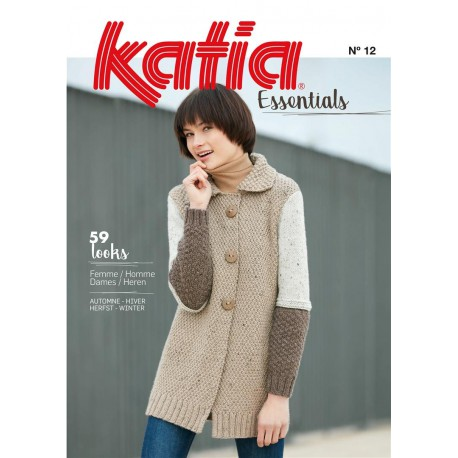 Patronenboek Katia 12 Essentials