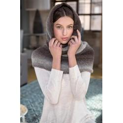 Katia Prisma Cowl - Capuchon wh-1132
