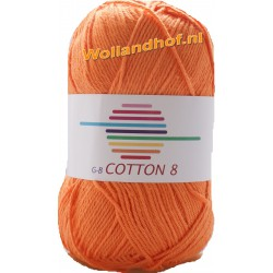 GB Cotton 8 1814 - Oranje OP is OP
