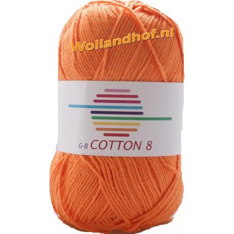 GB Cotton 8 1814 - Oranje