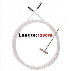 Chiaogoo Spin Nylon kabel Small - 125 cm
