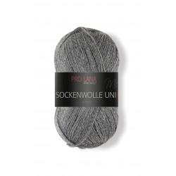 Pro Lana Sockenwolle Uni - 404 - Grijs