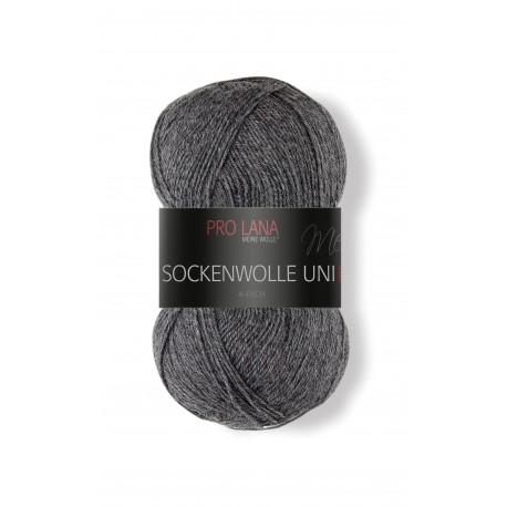 Pro Lana Sockenwolle Uni - 405 - Anthraciet