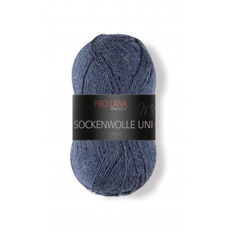 Pro Lana Sockenwolle Uni - 408 - Jeans