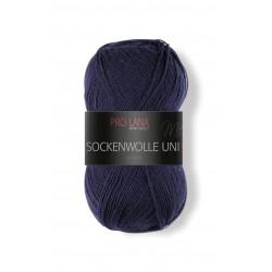 Pro Lana Sockenwolle Uni - 409 - Donker Blauw
