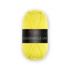 Pro Lana Sockenwolle Uni - 420 - Geel