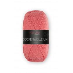 Pro Lana Sockenwolle Uni - 421 - Oranje