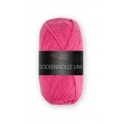 Pro Lana Sockenwolle Uni - 422 - Roze