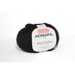 Adriafil Sierra Andina - kleur 1 Zwart