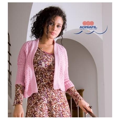 Patroon Adriafil Sierra Andina - Bolero Courmayeur