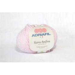 Adriafil Sierra Andina 100% Alpaca - kleur 10 Lichtroze