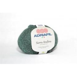 Adriafil Sierra Andina 100% Alpaca - kleur 15 Donker groen
