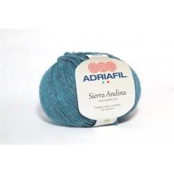 Adriafil Sierra Andina 100% Alpaca - kleur 19 Petrol
