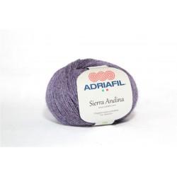 Adriafil Sierra Andina 100% Alpaca - kleur 20 Paars
