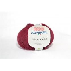 Adriafil Sierra Andina 100% Alpaca - kleur 21 Bordeaux