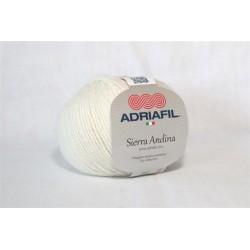 Adriafil Sierra Andina 100% Alpaca - kleur 30 Ivoor