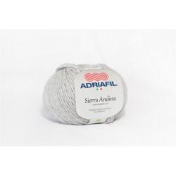 Adriafil Sierra Andina 100% Alpaca - kleur 35 Licht grijs