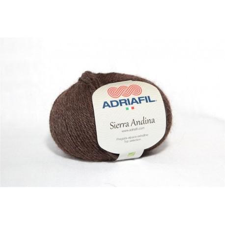 Adriafil Sierra Andina 100% Alpaca - kleur 86 bruin