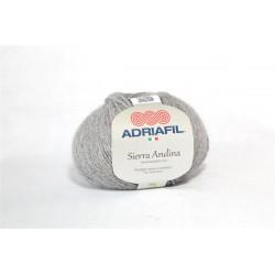 Adriafil Sierra Andina 100% Alpaca - kleur 87 Grijs