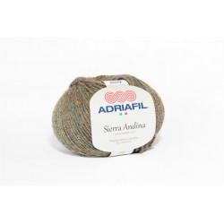 Adriafil Sierra Andina 100% Alpaca - kleur 95 Leger groen