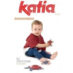 Patronenboek Katia 84 baby