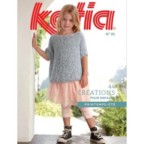 Patronenboek Katia 85 Kinderen