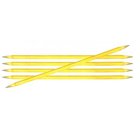 Knitpro Trendz 15 cm Sokkennaalden 6.0 mm