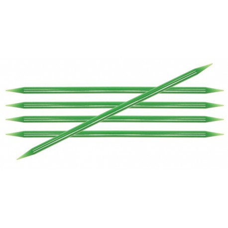 Knitpro Trendz 20 cm Sokkennaalden 9.0 mm