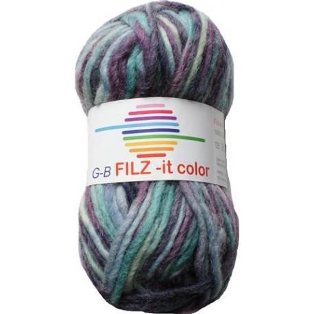 GB FILZ - it Color - 149 Paars-Lila-Blauw