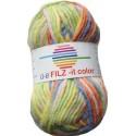 GB FILZ - it Color - 153 Oranje-Groen-Blauw-Geel