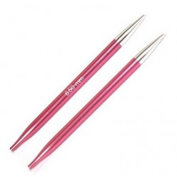 KnitPro Zing Verwisselbare Rondbreinaald 6.5 (11,5 cm)