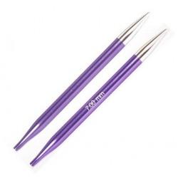 KnitPro Zing Verwisselbare Rondbreinaald 7.0 (11,5 cm)