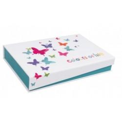KnitPro Colours of Life rondbreinaalden set