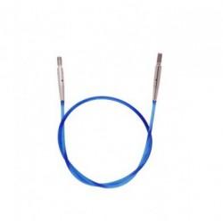 KnitPro kabel 50 cm (blauw)